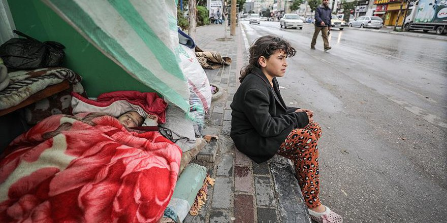 Gazze'deki yoksulluk ciddi boyutlarda