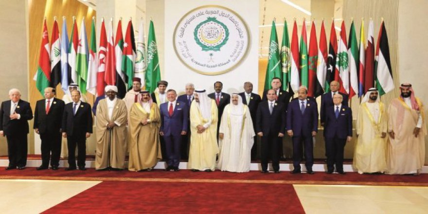 Arap Birliği toplantısından Filistin'e destek kararı çıktı