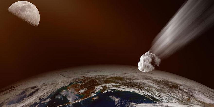 NASA'dan çağrı: Dünyalılar tehlikeye karşı birleşin