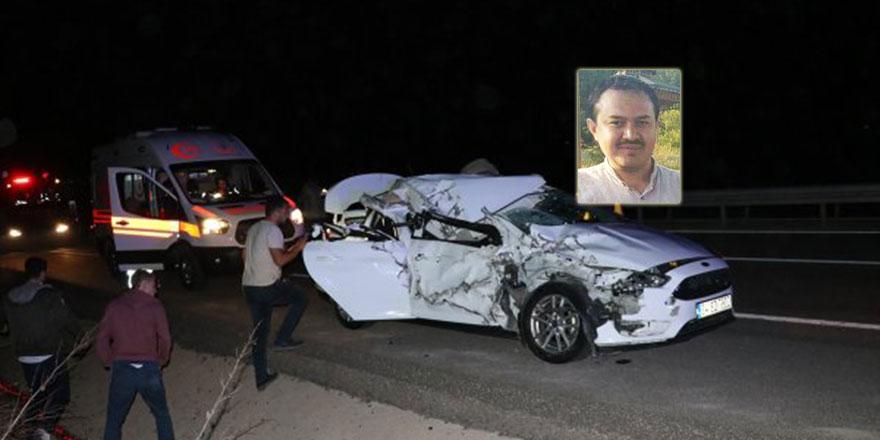 Nur talebesi trafik kazasında vefat etti