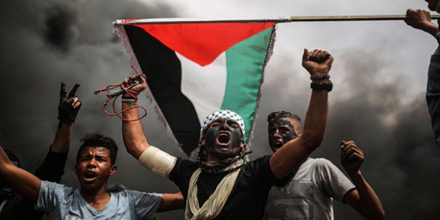 Filistin, İsrail saldırılarına karşı BMGK'ye başvuracak