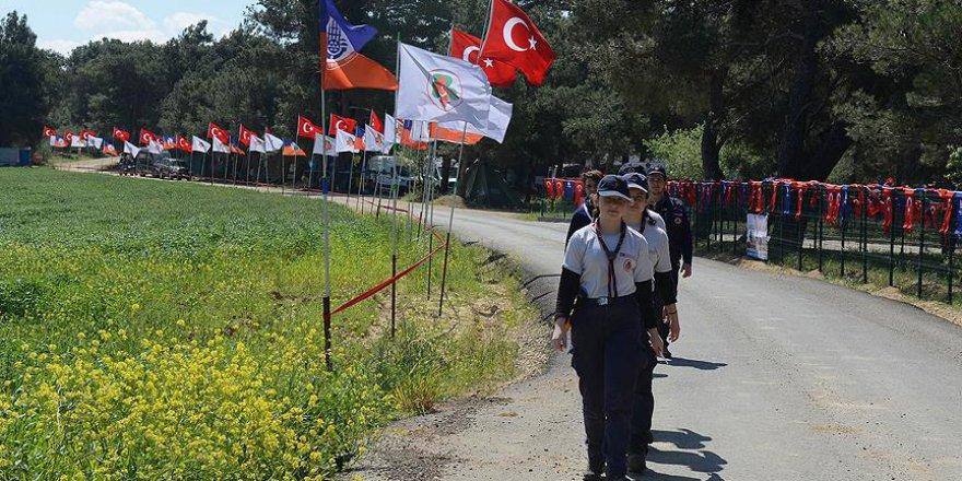 Gençler atalarını '57. Alaya Vefa Yürüyüşü' ile anacak