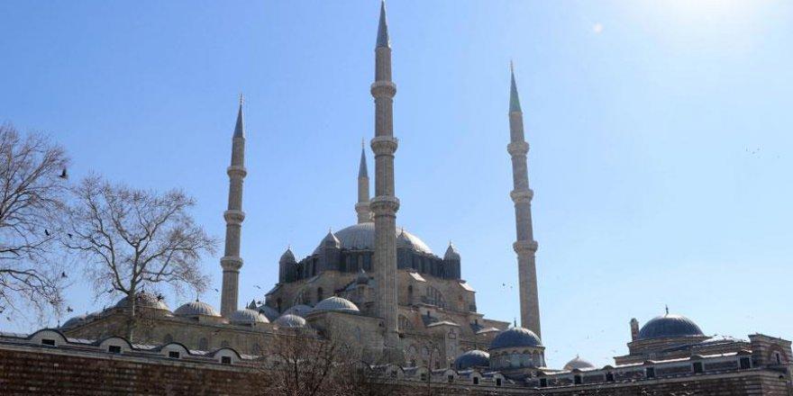 Selimiye Camisi restorasyon için gün sayıyor