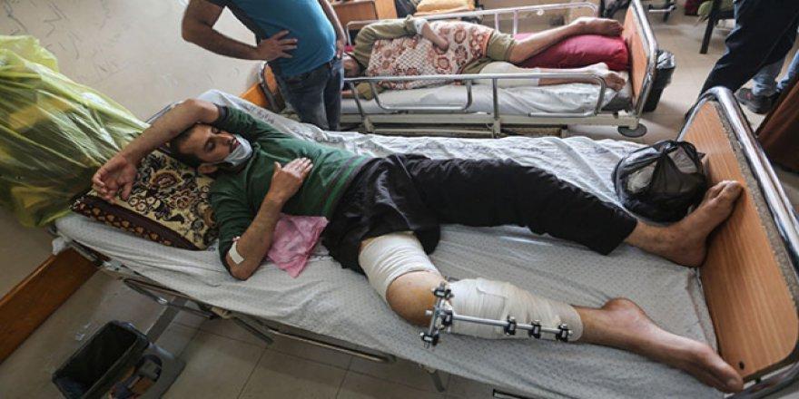 Filistin'deki barışçıl gösterileri İsrail tehlikeye atıyor