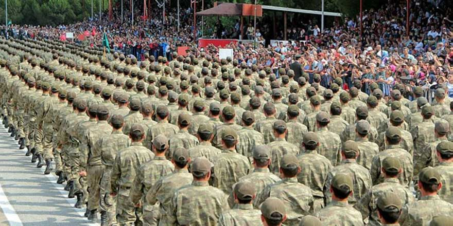 Bedelli askerlikte yaş 27 ücret 20 bin