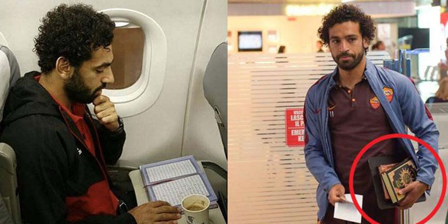 İngiltere'de yılın futbolcusu Muhammed Salah oldu