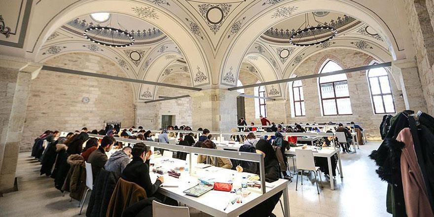 Türkiye kitap okumada pek çok Avrupa ülkesini geride bıraktı