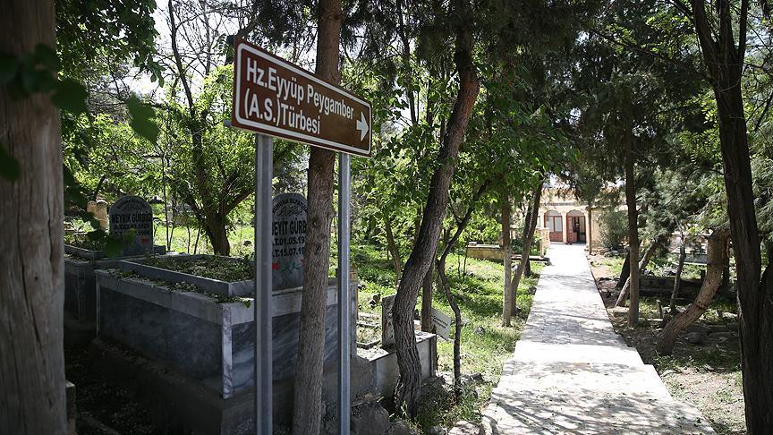 'Eyyüp Nebi' beldesinin çehresi değişiyor