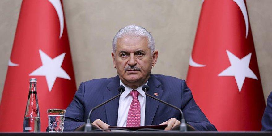 Yıldırım: Suriye'de kalıcı çözüm için Rusya ve Türkiye büyük gayret gösteriyor
