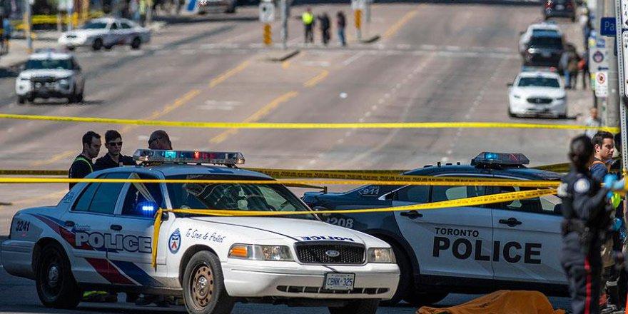 Toronto'daki terör saldırısında bilanço artıyor
