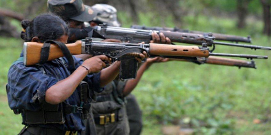 Hindistan'da Maoculara operasyon