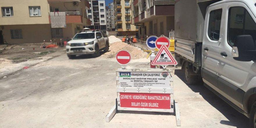 Viranşehir'e doğalgaz müjdesi