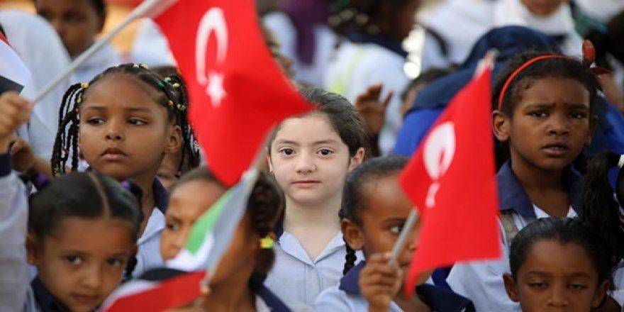 Maarif Vakfı'nın yurt dışındaki okul sayısı 108 oldu