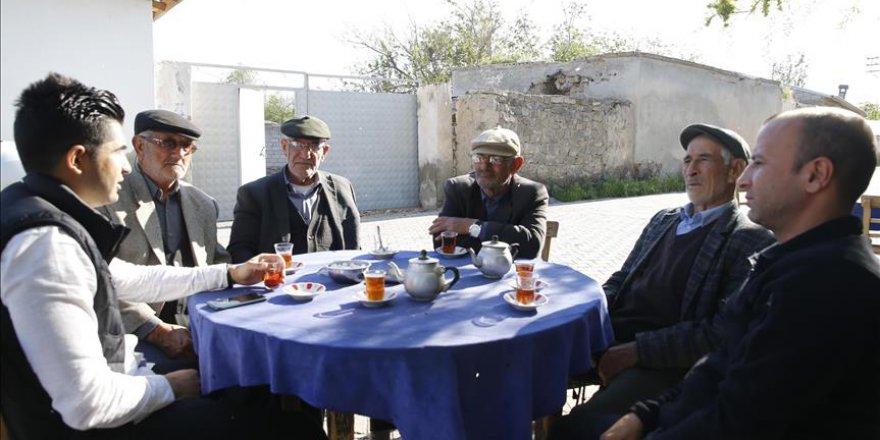 Ermeni baskısından kaçanların köyü Taşburun
