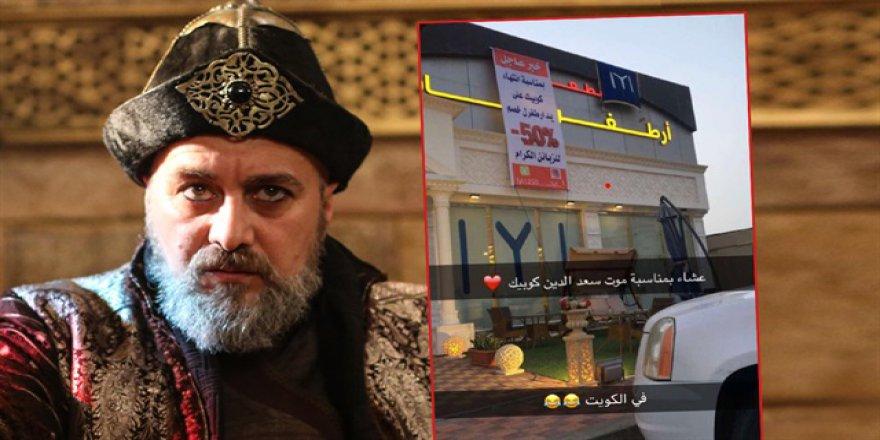 Saadettin Köpek ölünce Kuveyt restoranı indirim yaptı