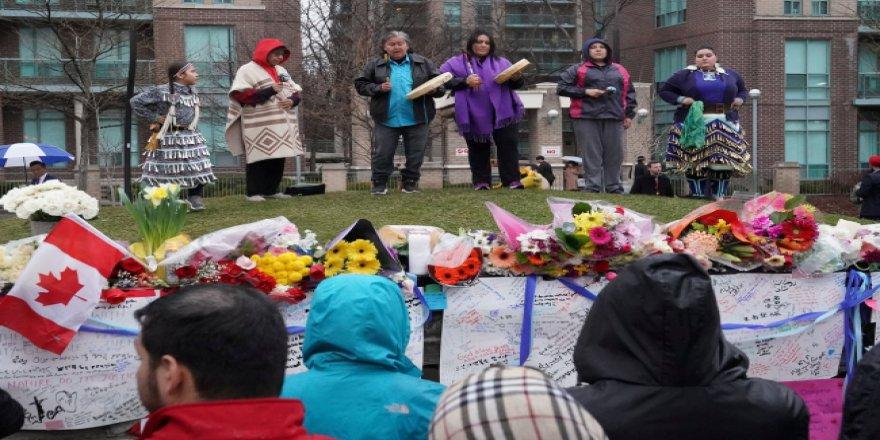 Toronto'daki terör saldırısının failinden ilginç Facebook mesajları