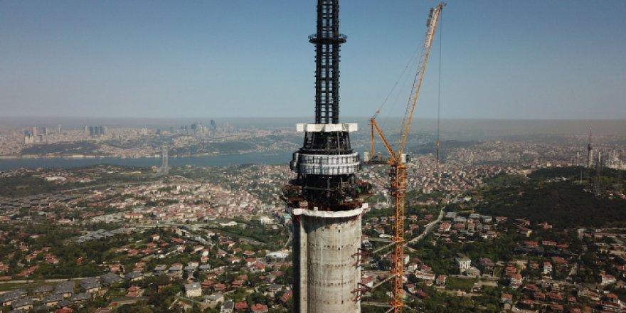 İstanbul'un yeni simgesinde sona doğru