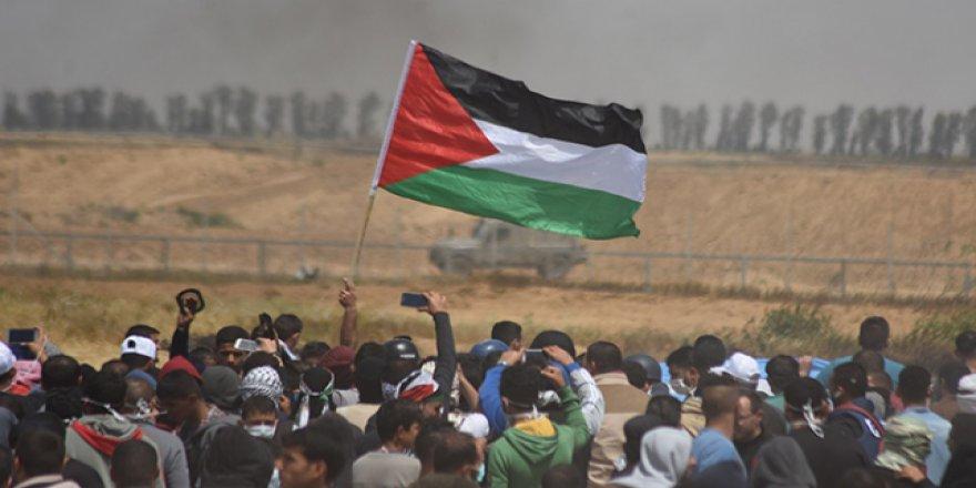 Filistin halkı Trump'ın planını tarihin çöplüğe atacak