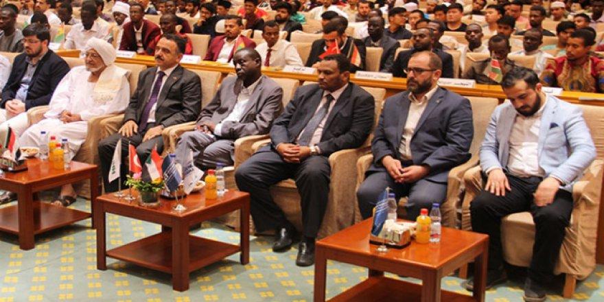 'Uluslararası Öğrenci Buluşması' bu yıl Sudan'da düzenlendi