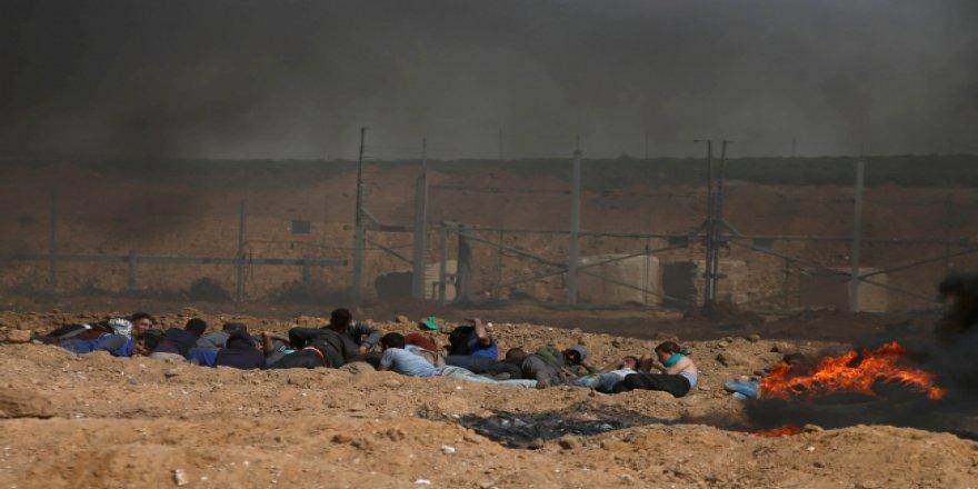 Gazze felaketin eşiğinde