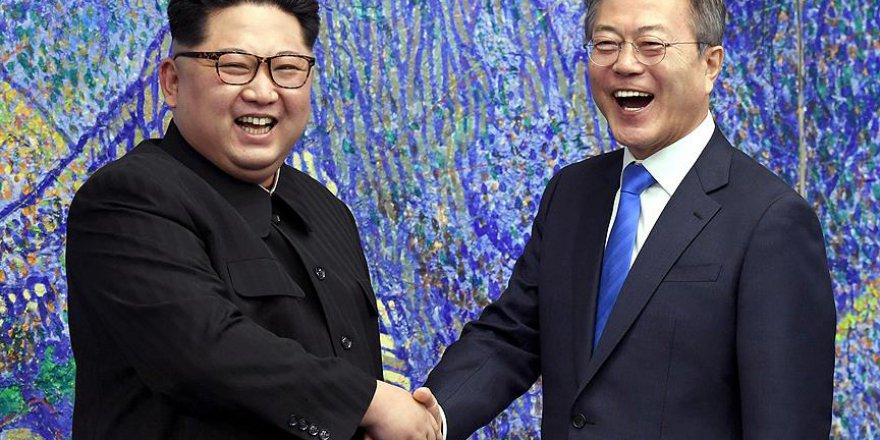 Kore Yarımadası'nda artık savaş olmayacak