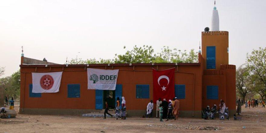 İDDEF'in Burkina Faso'da yaptırdığı medreseler hizmete açıldı
