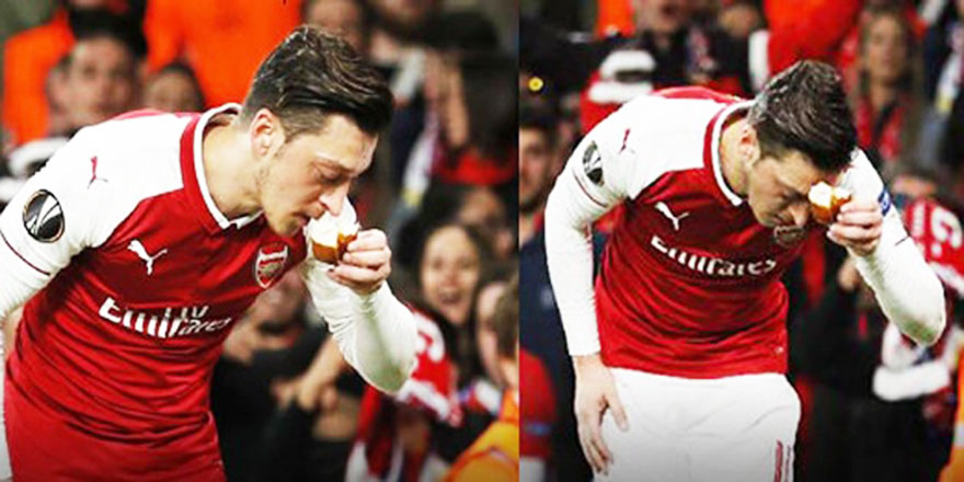 Gençlik ve Spor Bakanı Mesut Özil'e destek verdi