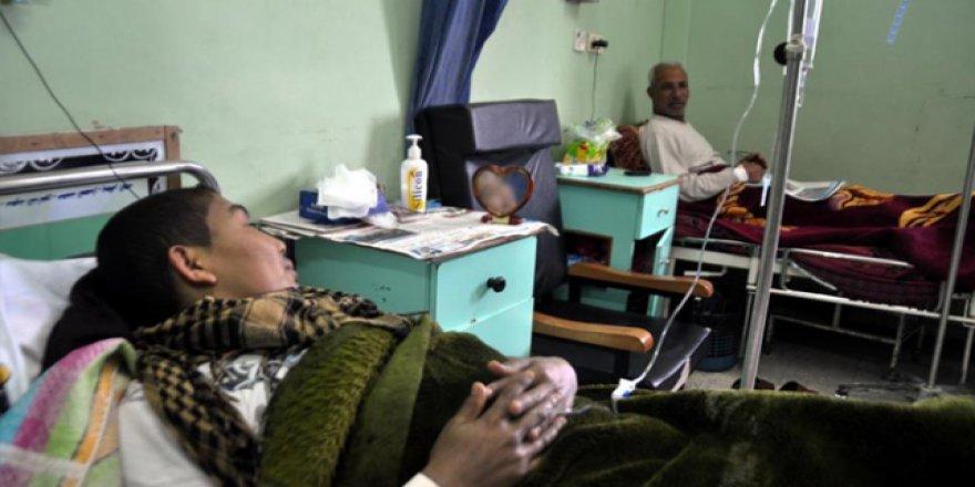 Filistin Sağlık Bakanlığı'ndan İsrail sınırında himaye çağrısı