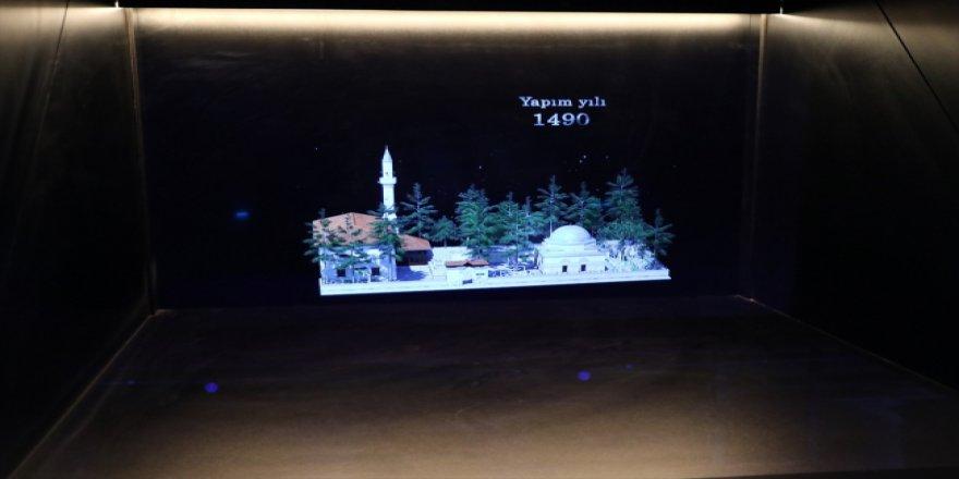 Türkiye'nin ilk şehir hologram merkezi Kastamonu'da açıldı