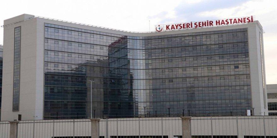 Kayseri'nin beklenen şehir hastanesi yakında açılacak