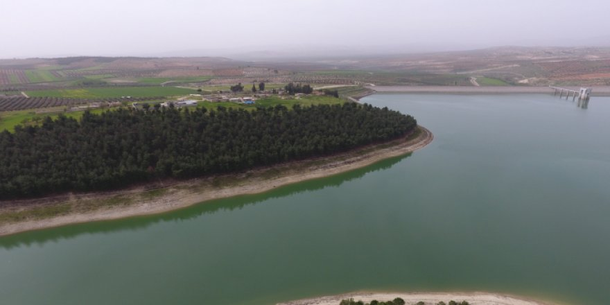 Meydanki Barajı onarıldı, Azez halkı suya kavuştu