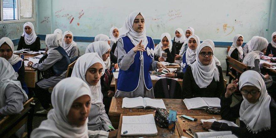 UNRWA'nın hizmetlerinin durması Gazzeli çocukları endişelendiriyor