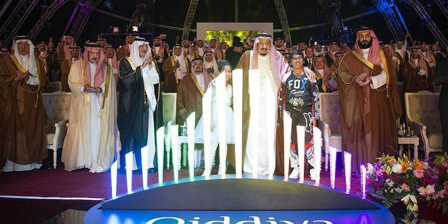 İslam dünyası kan ağlarken Suudi Arabistan 'eğlenceye' yatırım yapıyor