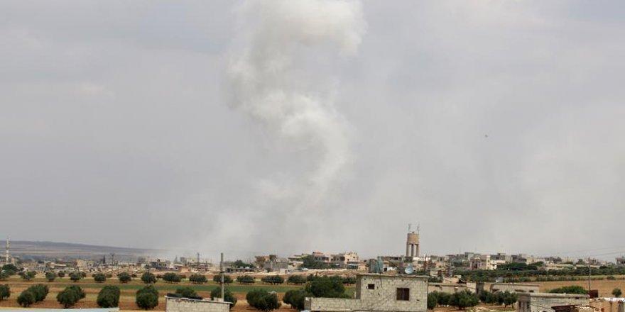 Suriye'de rejim güçleri Kuzey Humus'u kuşattı