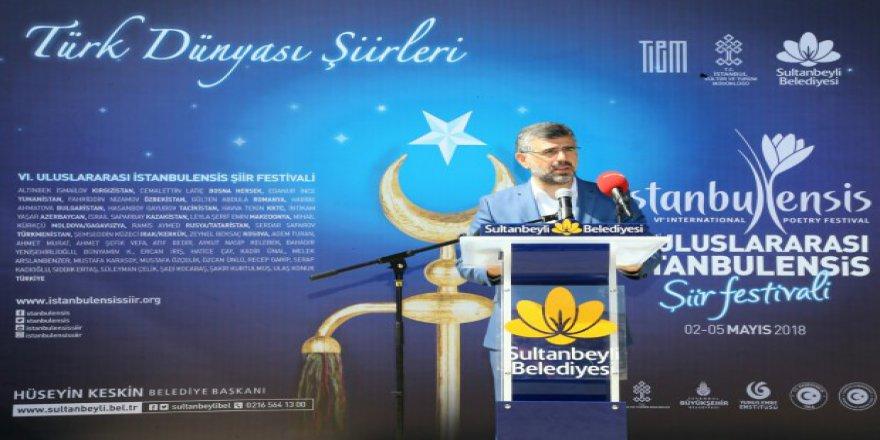 Uluslararası İstanbulensis Şiir Festivali başlıyor