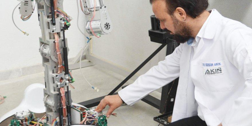 Konya'da hayvansı robotlar üretecek