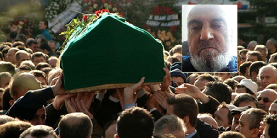 Ömer Özcan'ın kayınpederi Mehmet Çubukçuoğlu vefat etti