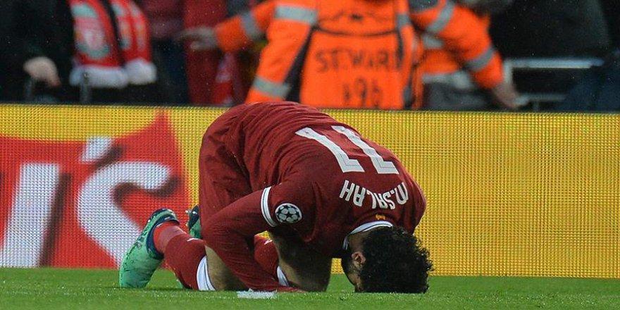 Muhammed Salah'a bir ödül daha verildi