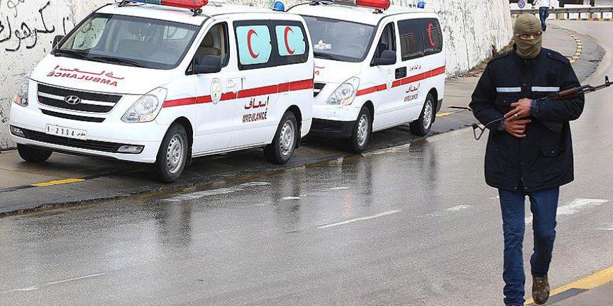 Libya'da Yüksek Seçim Kuruluna saldırı