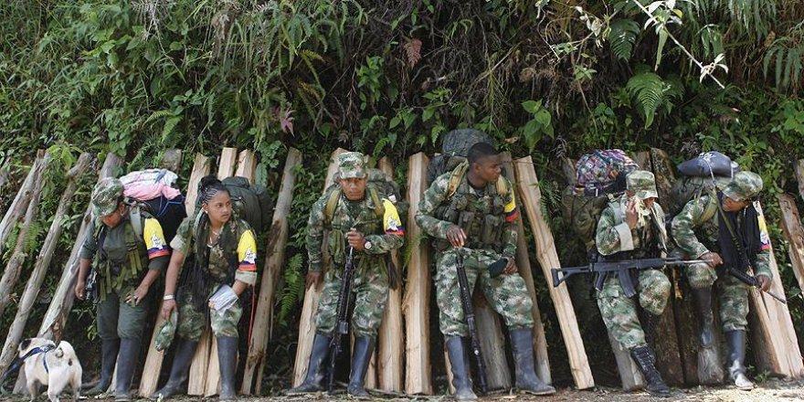 Kolombiya'da askerlere bombalı saldırı