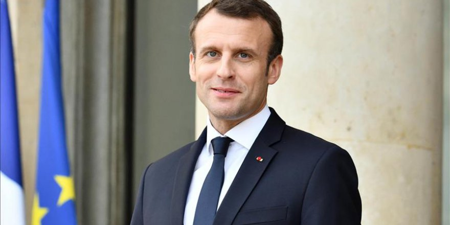Fransa Cumhurbaşkanı Macron sessizliğini bozacak