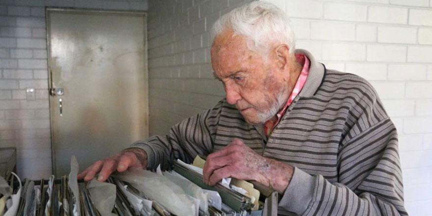 104 yaşındaki profesörden 'ölüm iyiki var' dedirten istek