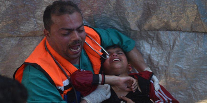 Gazze'de sağlık hizmetleri bitmenin eşiğinde