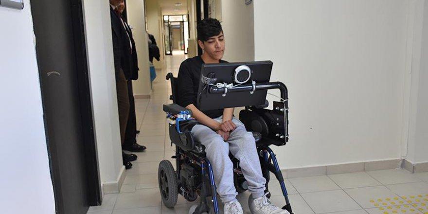 ODTÜ'den engelli vatandaşlarımız için güzel icat