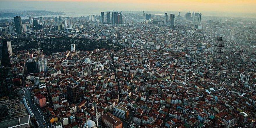 İstanbul'da 2017'de 102 milyar liralık konut satıldı