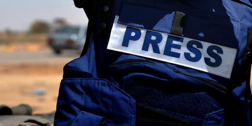 Suriye'de medya çalışanları öldürülüyor