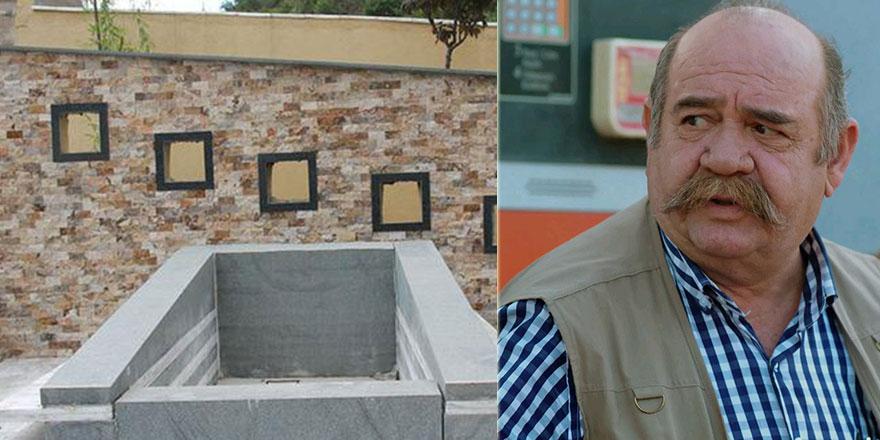 Mezarını yaptırıp 'Hemen ölesim geliyor' diyen sanatçı öldü
