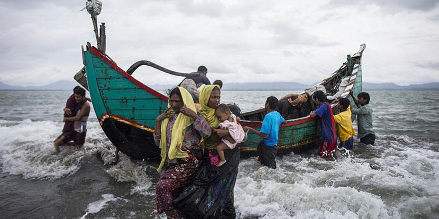 UNICEF uyardı: Arakanlılar geri gönderilmemeli