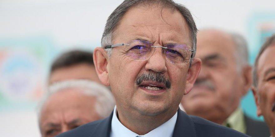 Özhaseki: İmar barışıyla vatandaş devletiyle helalleşiyor