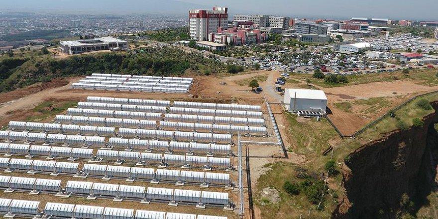 Bu hastane enerjisini güneşten alacak